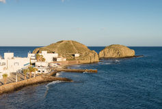 Cabo de Gata village Stock Photography