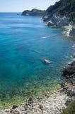 Cabo de la Nao, Javea Imagen de archivo libre de regalías