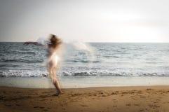 Cabo de Movimiento Fotos de archivo