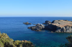 Cabo de Palos, Andalusiya, Espanha Foto de Stock