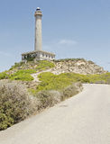 Cabo de Palos Lighthouse Stock Photo
