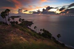 Cabo de Phromthep Imagens de Stock Royalty Free