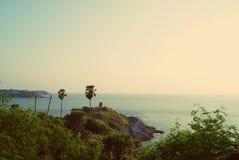 Cabo de Phromthep Foto de Stock Royalty Free