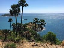 Cabo de Phromthep Fotos de Stock Royalty Free