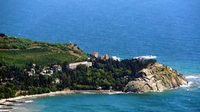Cabo de Plaka Imagem de Stock Royalty Free