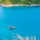 Cabo de Promthep, Phuket Tailândia fotografia de stock