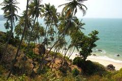 Cabo de Rama Beach, Goa Imagen de archivo