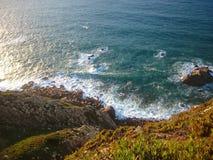 Cabo de roca Στοκ Φωτογραφίες