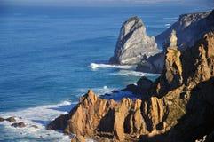 Cabo de roca 免版税图库摄影