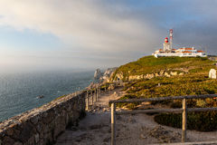 Cabo de roca Photos stock