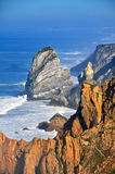 Cabo de Roca, Portugal Stock Photography