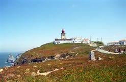 Cabo de Roca Royalty Free Stock Photo