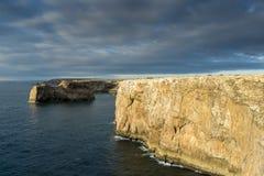 Cabo de São Vicente Fotos de archivo libres de regalías