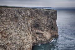 Cabo de Saint Vincent Fotos de archivo