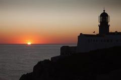 Cabo de San Vicente Foto de Stock