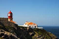 Cabo de Sao Vicente Fotografía de archivo libre de regalías