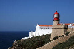 Cabo de Sao Vicente Photo stock