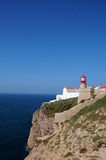 Cabo de Sao Vicente Stock Photography