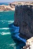 Cabo de Sao Vincente Στοκ εικόνες με δικαίωμα ελεύθερης χρήσης
