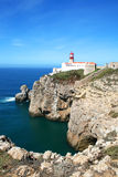 Cabo de Sao Vincente Royalty Free Stock Photo