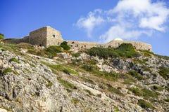 Cabo De Sao Vincente forteca w Algarve Obraz Stock
