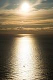 Cabo del norte, Noruega Imágenes de archivo libres de regalías