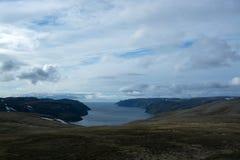 Cabo del norte, Noruega Foto de archivo