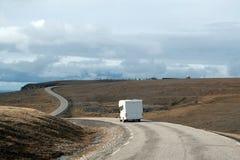Cabo del norte, Noruega Imagen de archivo libre de regalías