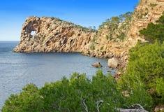 Cabo do Na Foradada Fotografia de Stock
