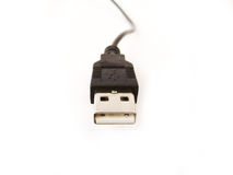Cabo do USB Foto de Stock Royalty Free