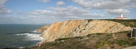 Cabo Espichel, Португалия стоковая фотография
