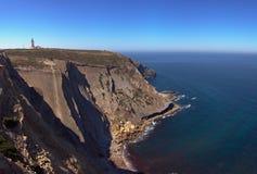 Cabo Espichel Immagini Stock