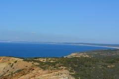 Cabo Espichel Arkivfoto