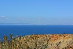 Cabo Espichel Arkivfoton