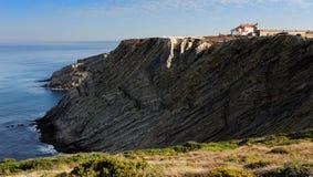 Cabo Espichel, Portugal Imagens de Stock