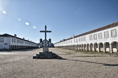 Cabo Espichel, Portugal Royalty Free Stock Photos