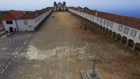 Cabo Espichel, Portugalia zdjęcia royalty free