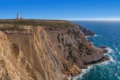 Cabo Espichel przylądek obrazy royalty free