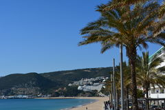 Cabo Espichel. At sesimbra in Portugal. Awesome place to see Royalty Free Stock Photography