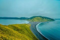 Cabo Estafiya Imagen de archivo