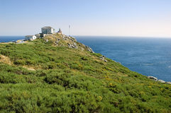 Cabo Finisterre Immagine Stock Libera da Diritti