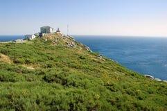 Cabo Finisterre Imagen de archivo libre de regalías