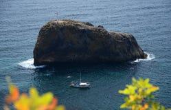 Cabo Fiolent em Crimeia Imagens de Stock Royalty Free