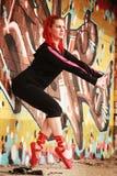 Cabo flexível Foto de Stock Royalty Free