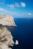 Cabo Formentor foto de stock
