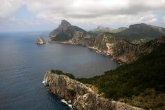 Cabo Formentor (Mallorca, Spain) Stock Image