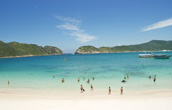 Cabo Frio, Brazilië stock afbeelding