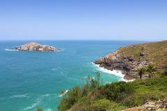 Cabo Frio, Brazilië Stock Afbeelding