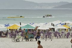 Cabo Frio, el Brasil imágenes de archivo libres de regalías