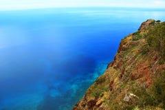 Cabo Girao,马德拉岛,葡萄牙 库存照片